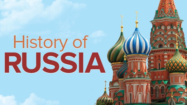 History Of Russia From Peter The Great To Gorbachev The