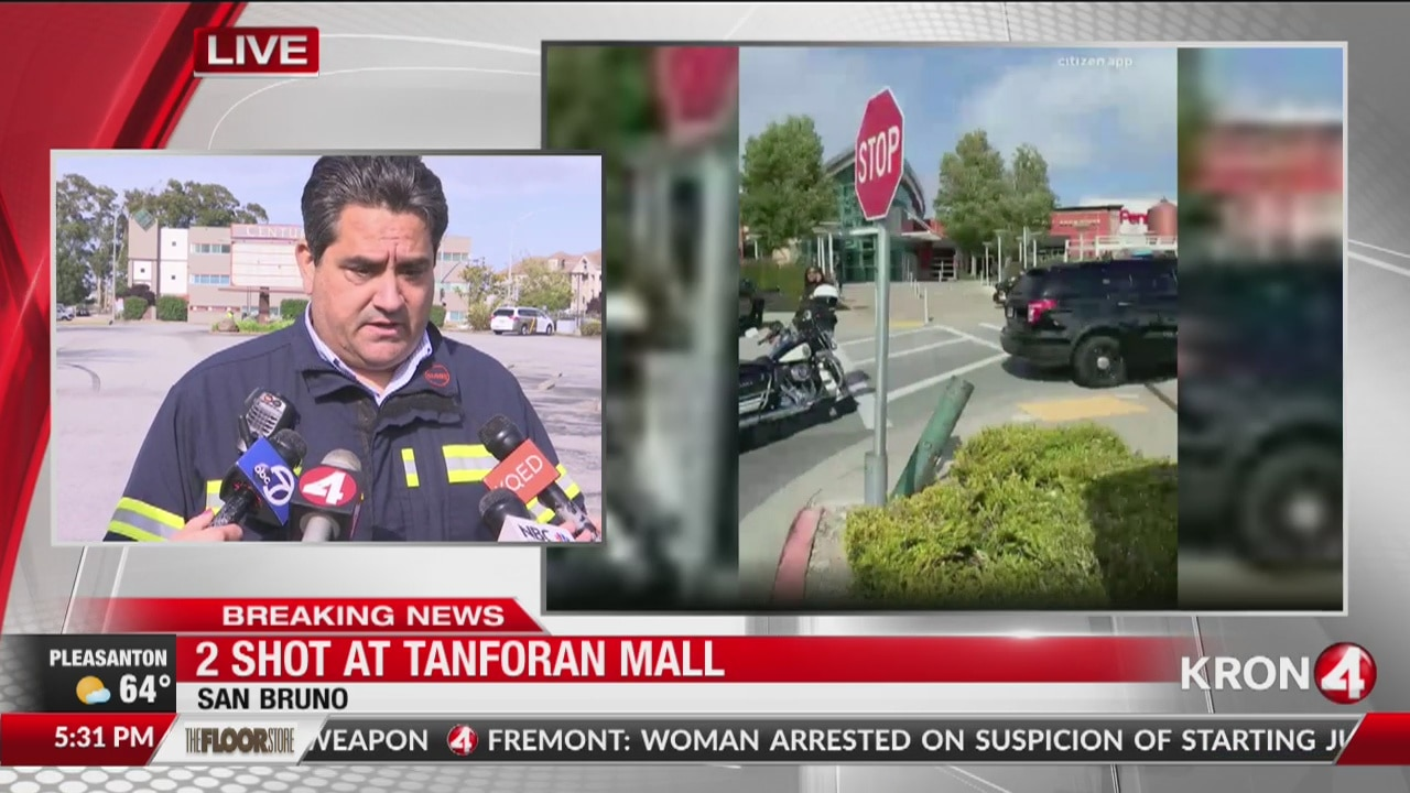 Tanforan news