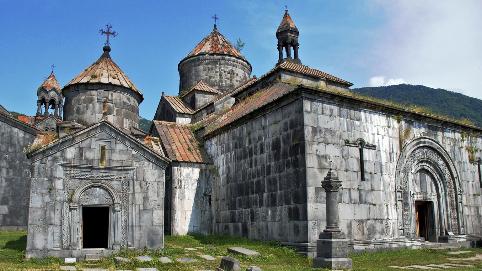 The Churches of Armenia