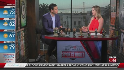 Bay Area Sports Night Aug. 28, 2019