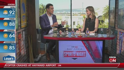 Bay Area Sports Night July 15, 2019