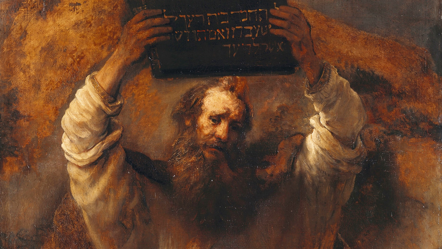 Moses—The Torah's Central Hero