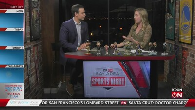 Bay Area Sports Night Oct. 14, 2019