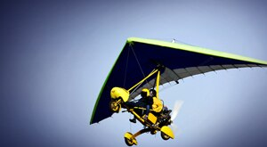 Season 1 Episode 1 Microlight Trikes