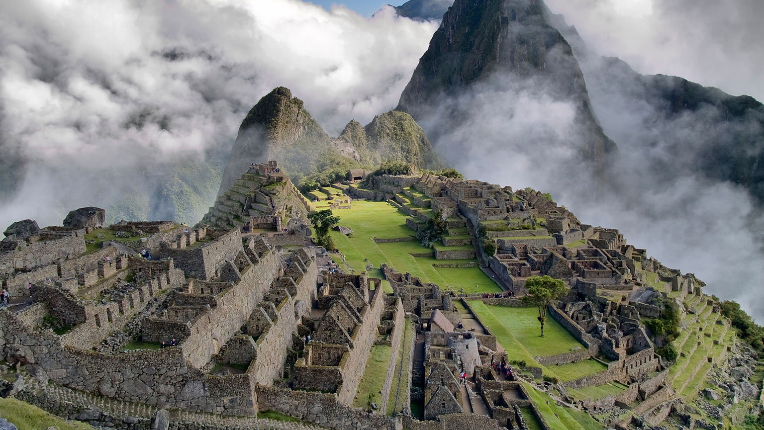 The Inca—Gifts of the Empire
