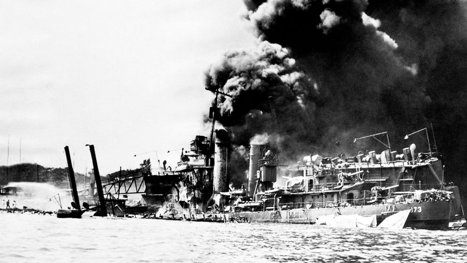 World War II—The Road to Pearl Harbor