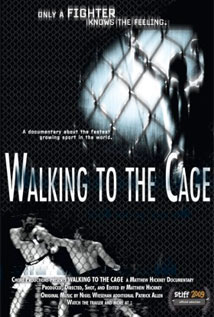 Image of Walking to the Cage
