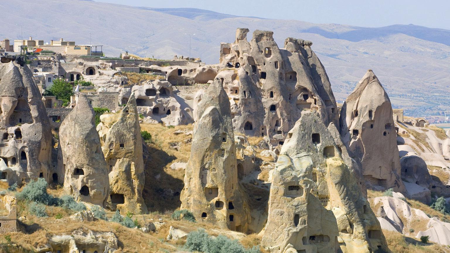 Central Turkey—Ankara, Konya, Cappadocia