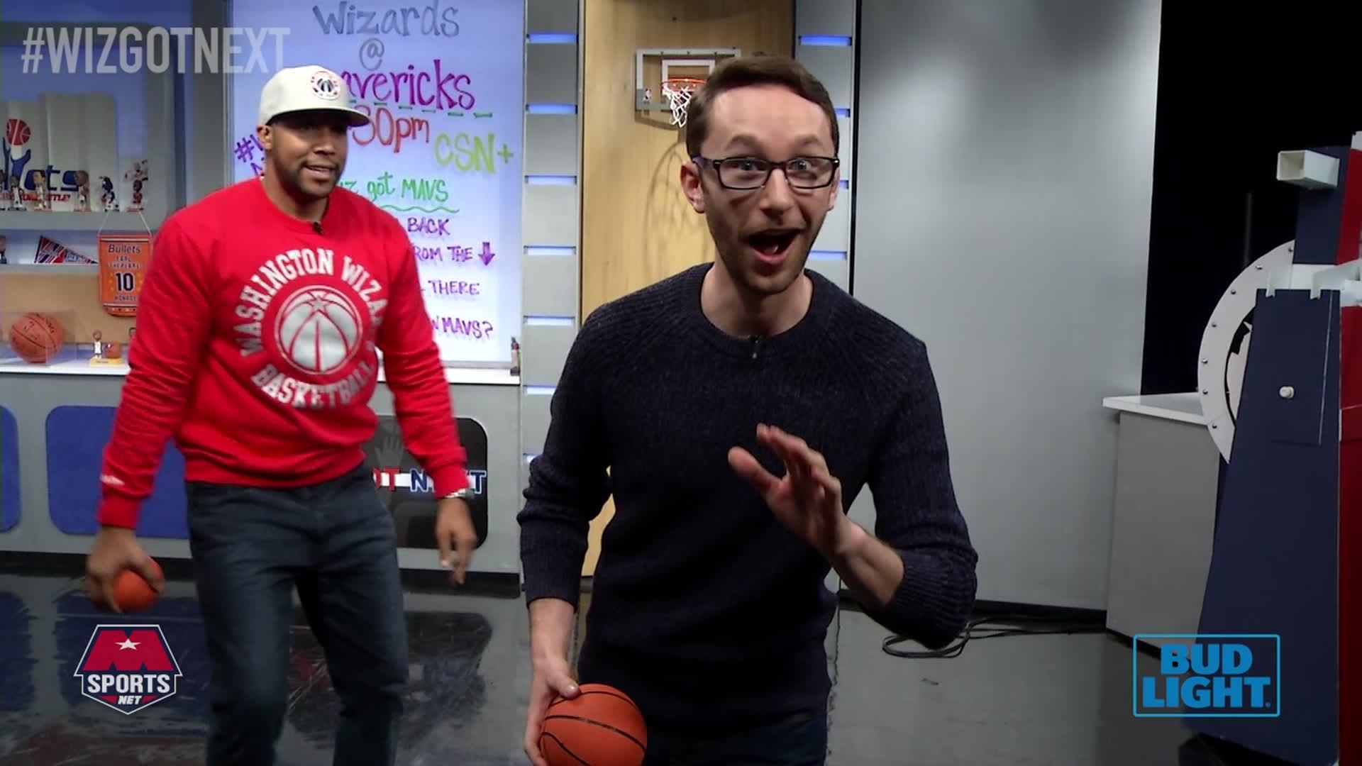 Wiz Got Next: Wizards @ Mavericks Pt 2 1-3-17