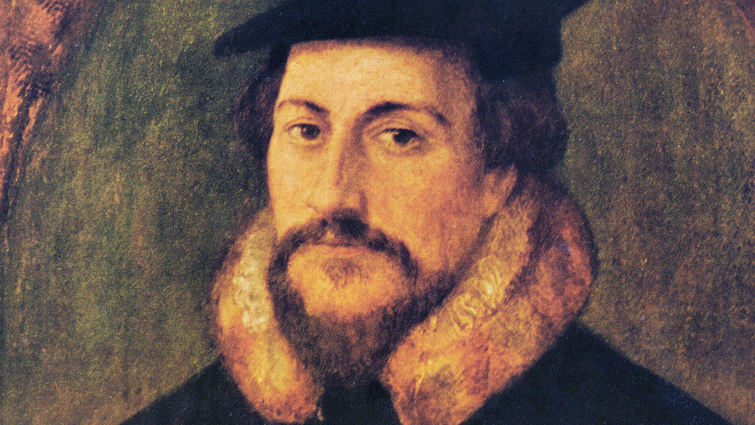 The Protestant Reformation—John Calvin