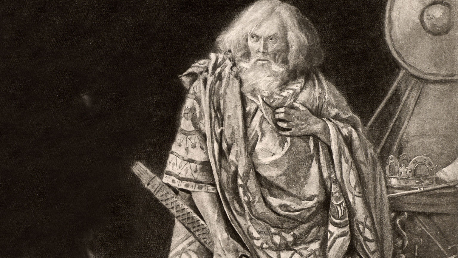 "King Lear—""Then We Go On"""