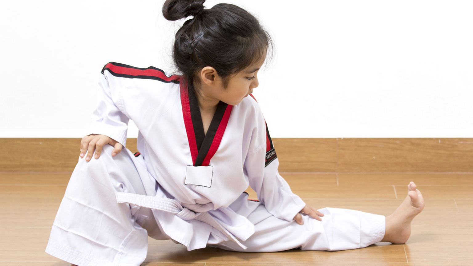 Self-Control—From Tummy Time to Tae Kwon Do