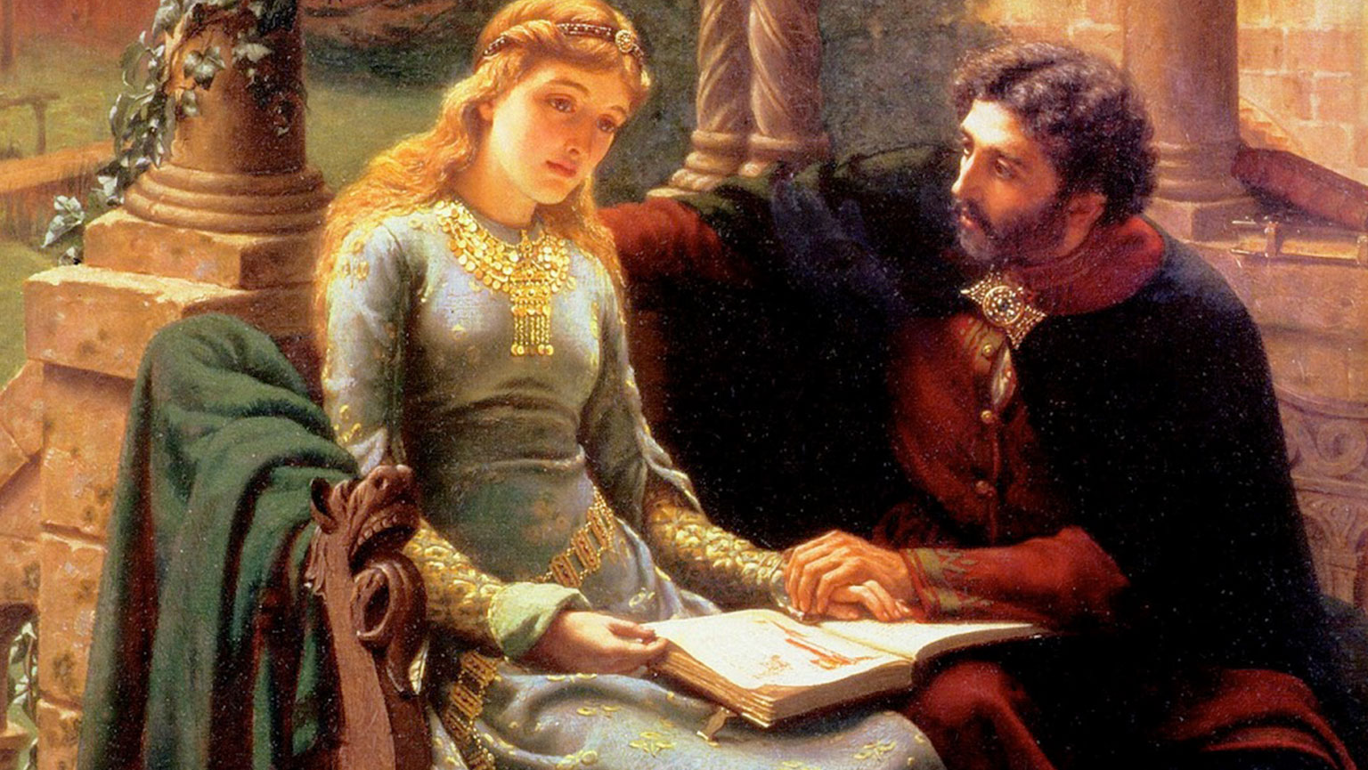 Abelard and Héloïse