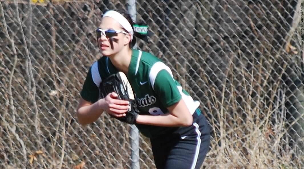 Q&A: Arundel Softball Center Fielder Mikayla Meehan