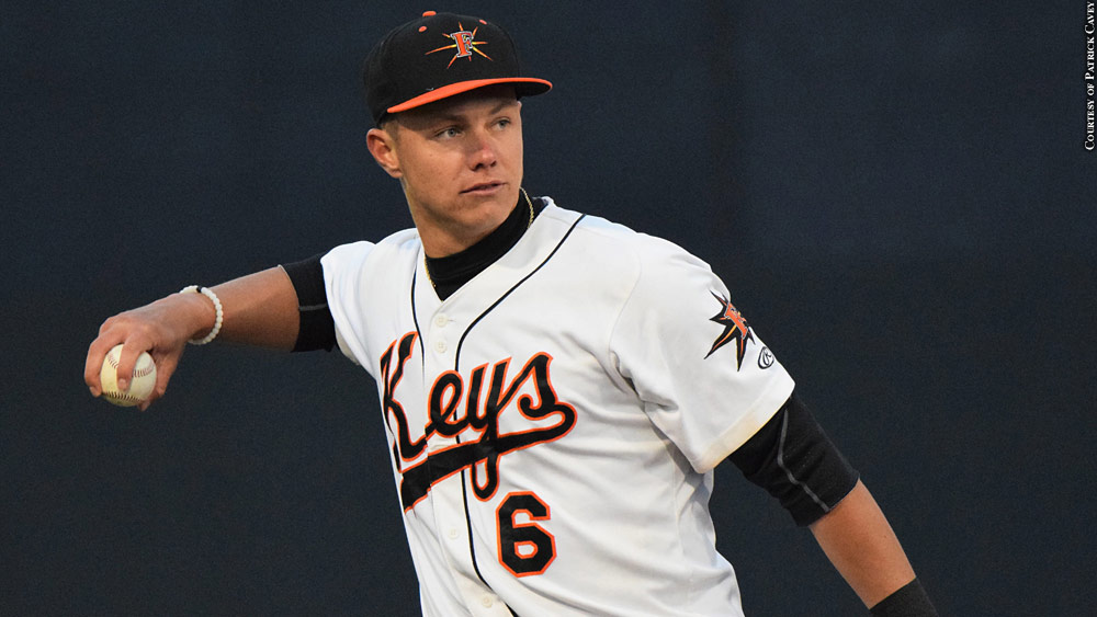 Orioles Prospect Ryan Mountcastle I Think I Can Be A Big