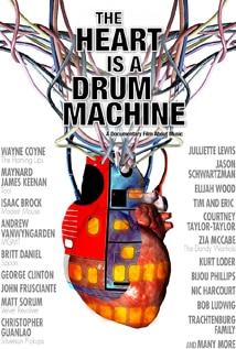 Image of The Heart Is a Drum Machine