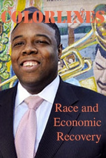 Image of ColorLines: Race and Economic Recovery