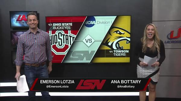 Image of Ohio State vs Towson Highlight