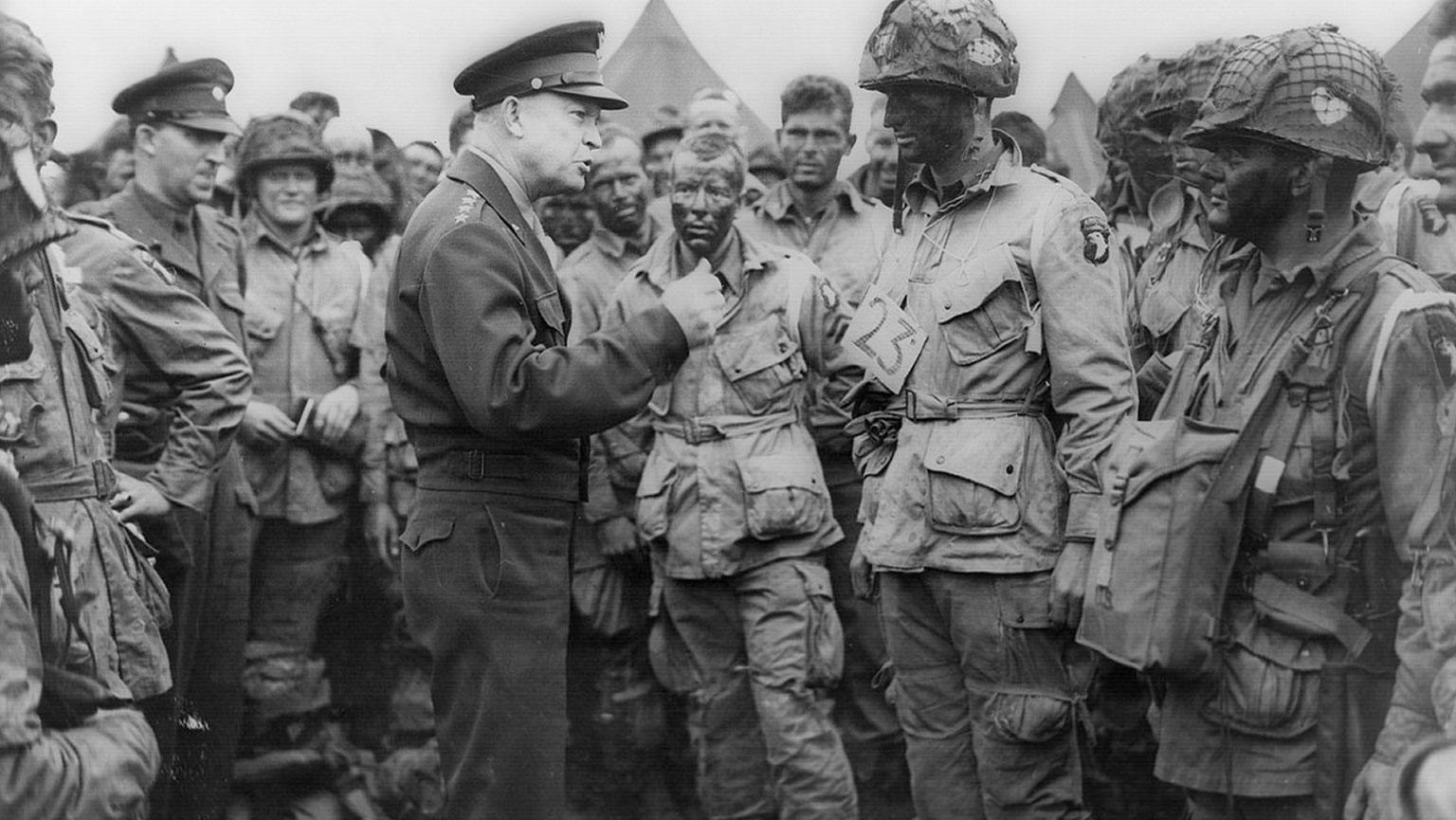 Eisenhower and Operation Overlord