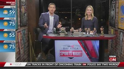 Bay Area Sports Night Nov. 4, 2019