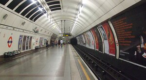 Image of Season 1 Episode 6 London Underground