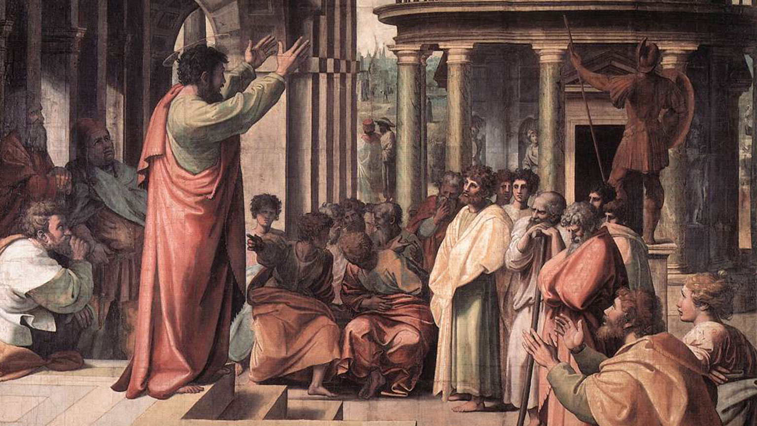 Paul and the Crises of His Churches—First Corinthians
