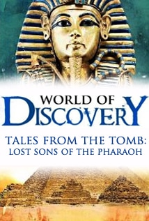 Image of Season 1 Episode 15 Tales from the Tomb, Lost Sons of the Pharaoh