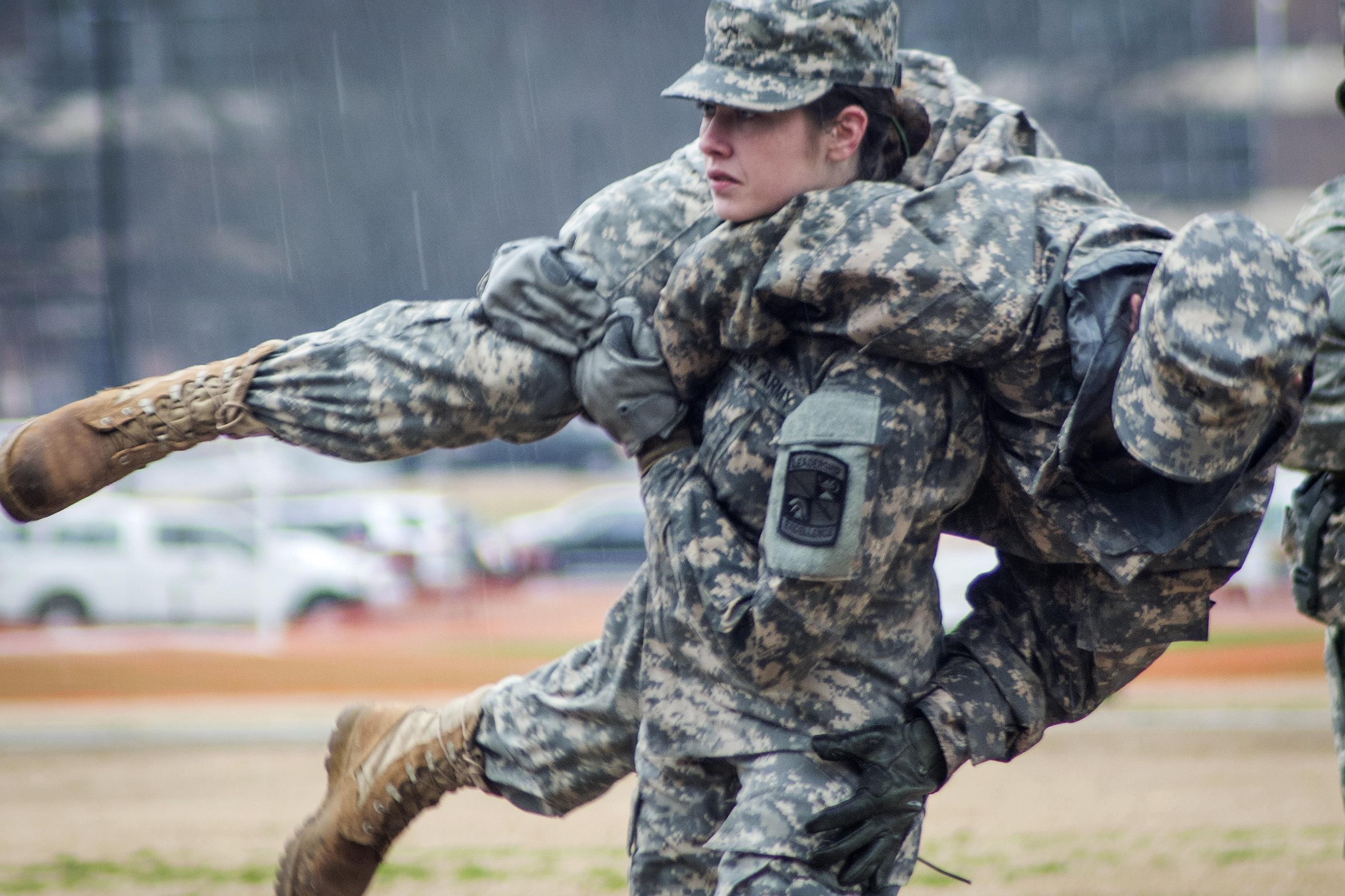 Changing Roles for Military Women and Military Reserve