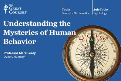 Understanding Mysteries of Human Behavior