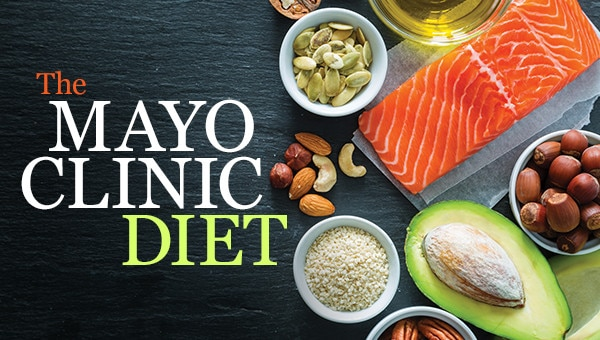 The Mayo Clinic Diet: The Healthy Approach to Weight Los