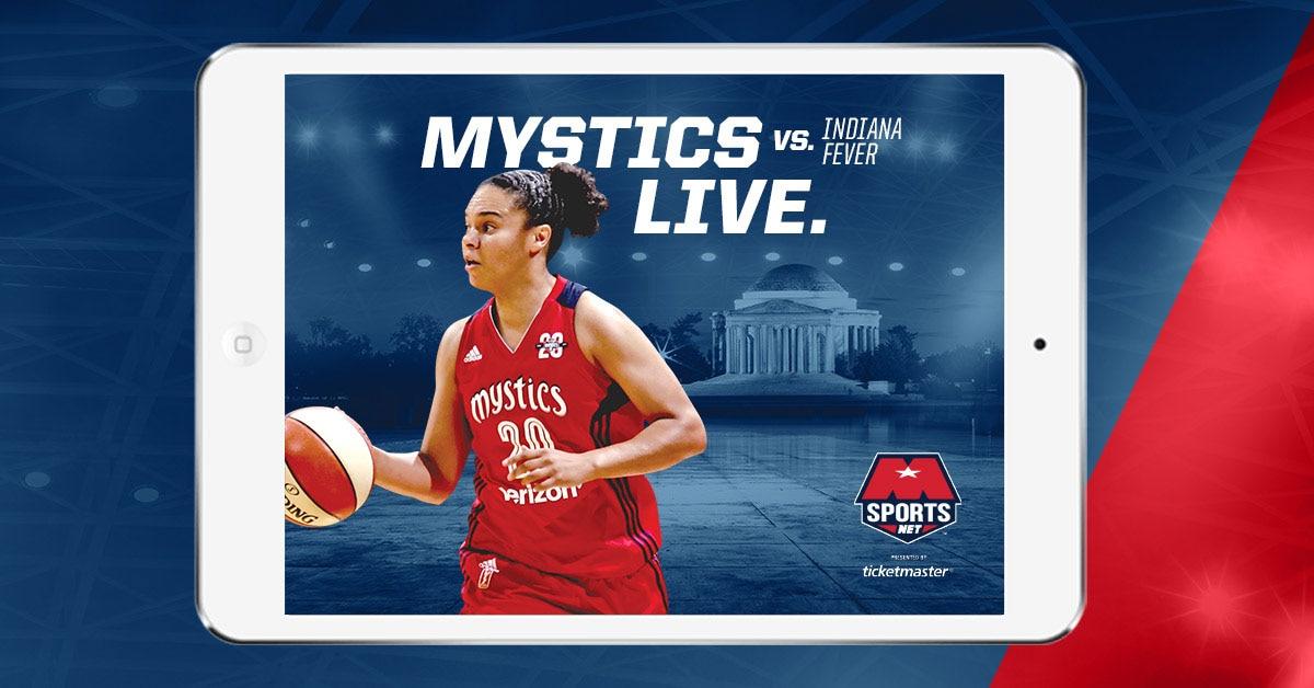 Washington Mystics Live