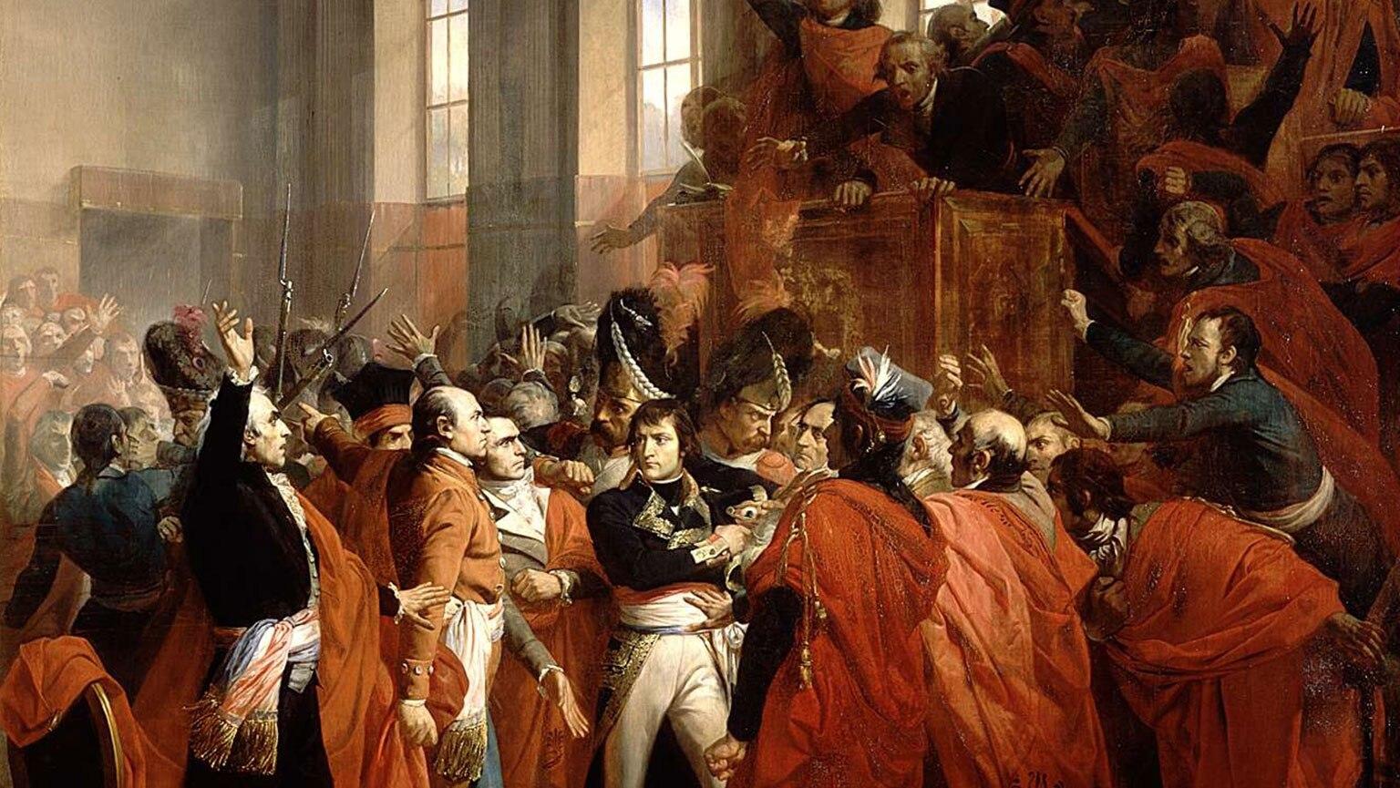 Bonaparte Seizes Power