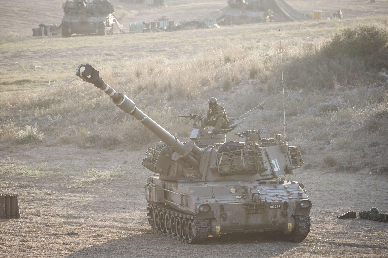 Israeli Artillery Corps