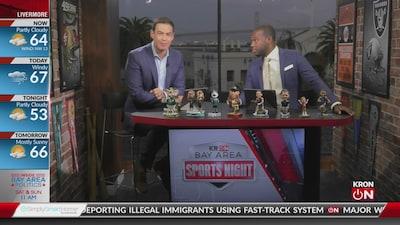 Bay Area Sports Night Sept. 29, 2019