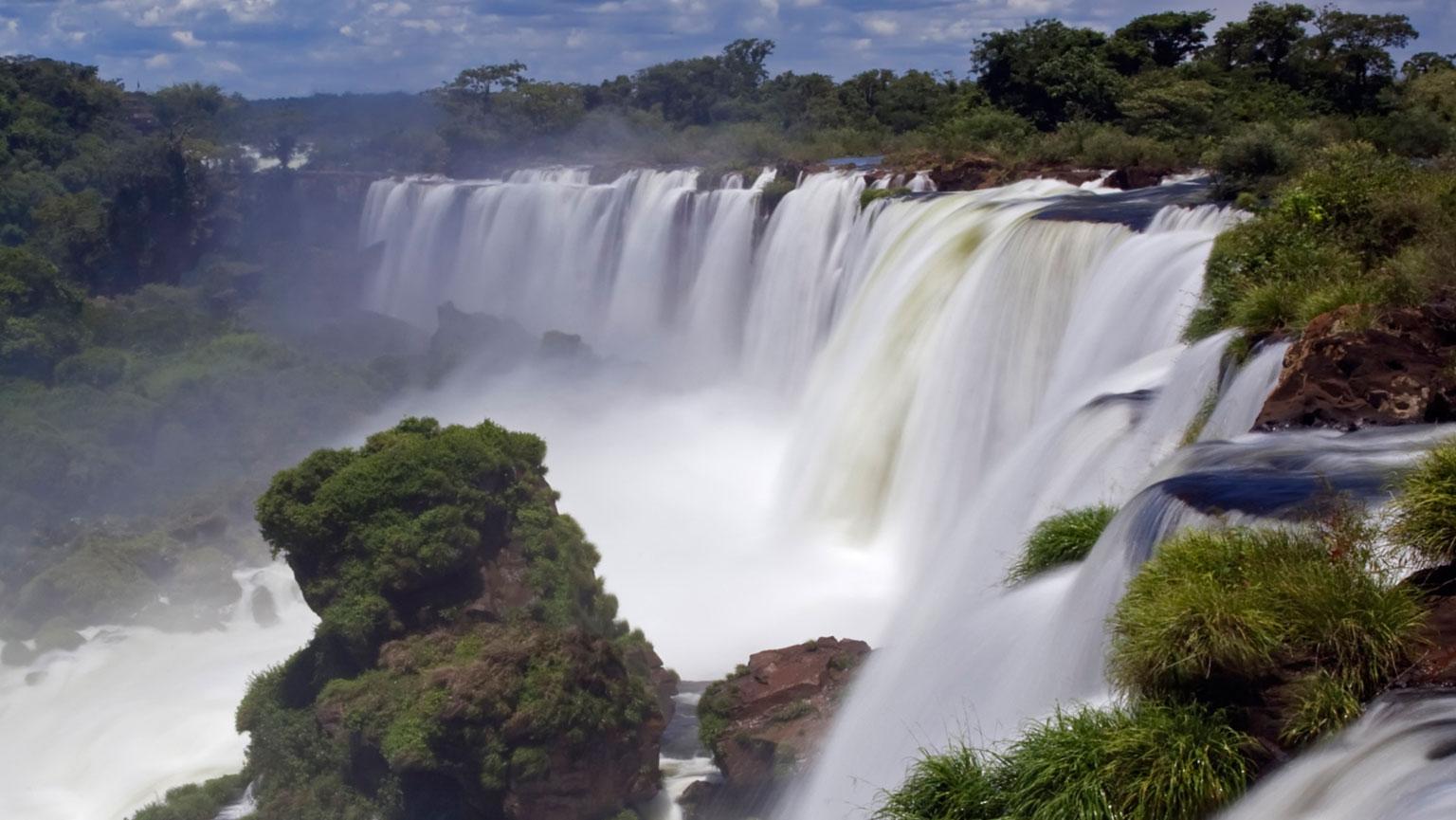 Iguazu Falls—Thundering Waterfalls