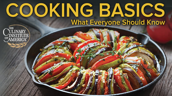 Cooking Basics: What Everyone Should Know – Trailer