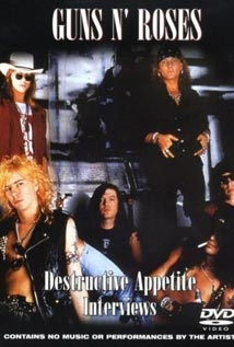 Image of Guns 'N Roses - Destructive Appetite