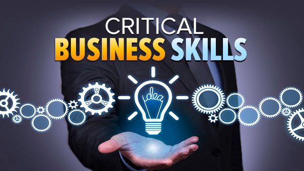Online Business Management Skills Course Learn Critica