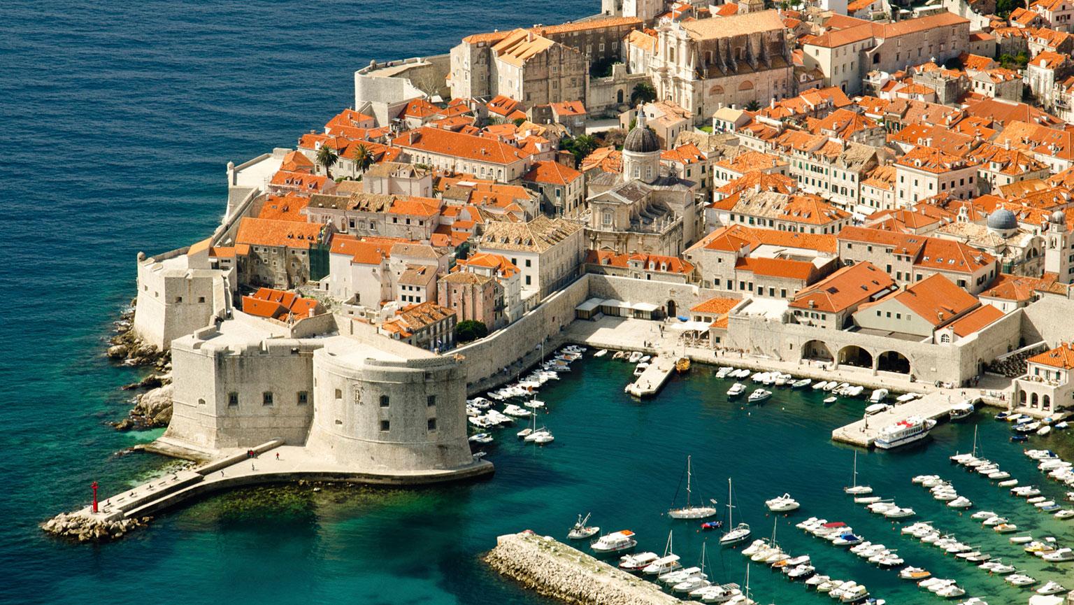 Dubrovnik—Pearl of the Adriatic
