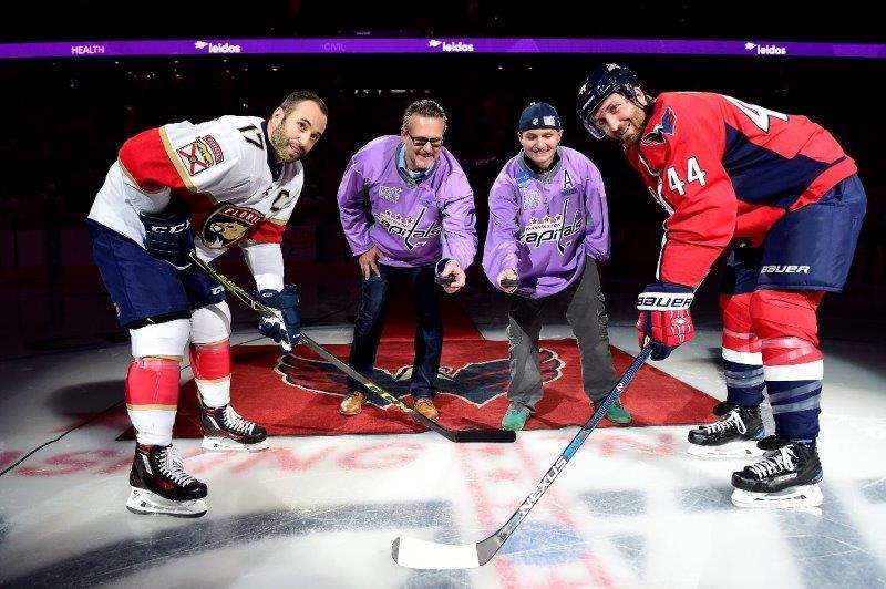 e78255d9d Capitals Host Hockey Fights Cancer Awareness Night