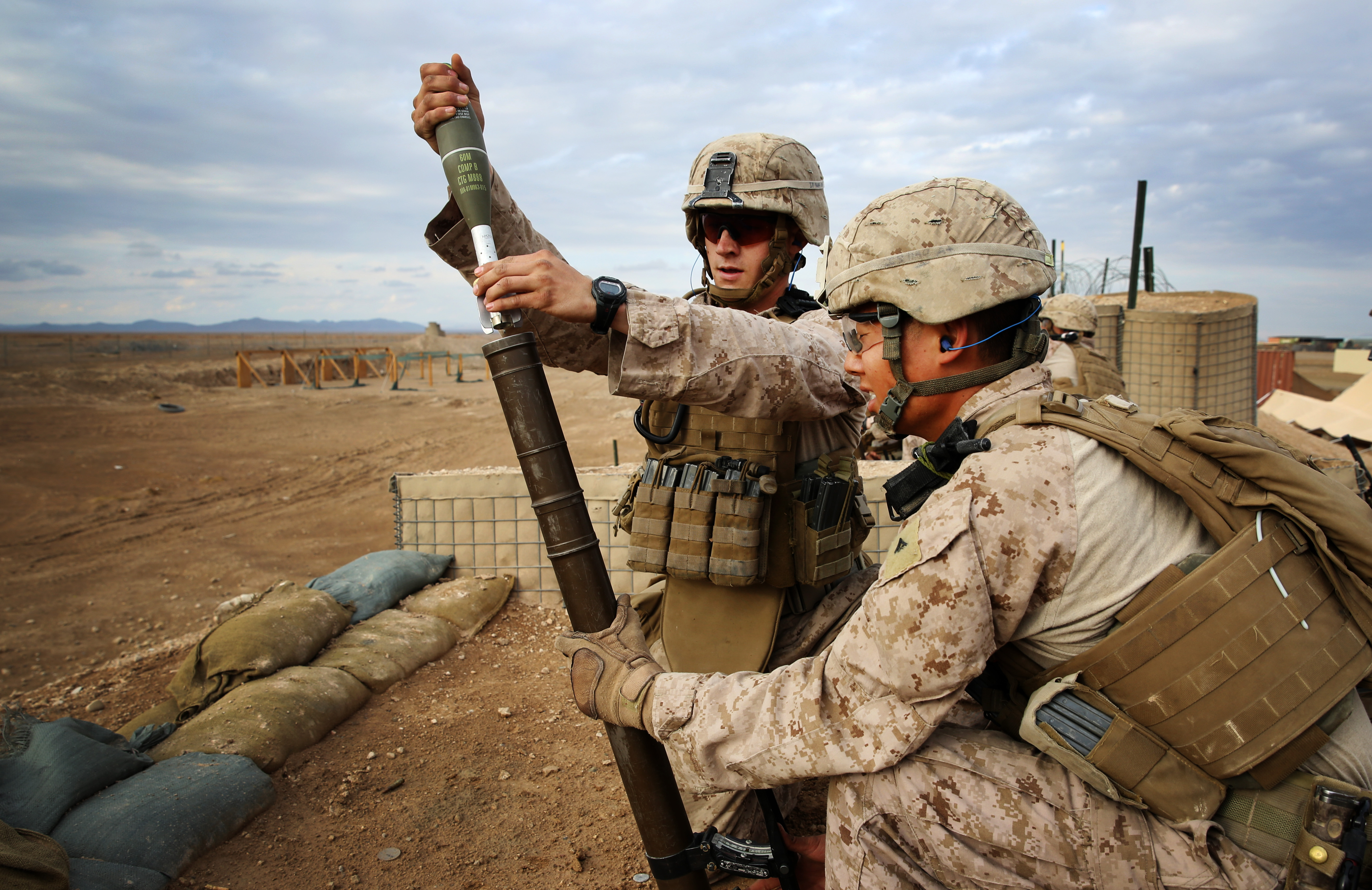 Corps Seeks Prior Service Marines Some Specialties