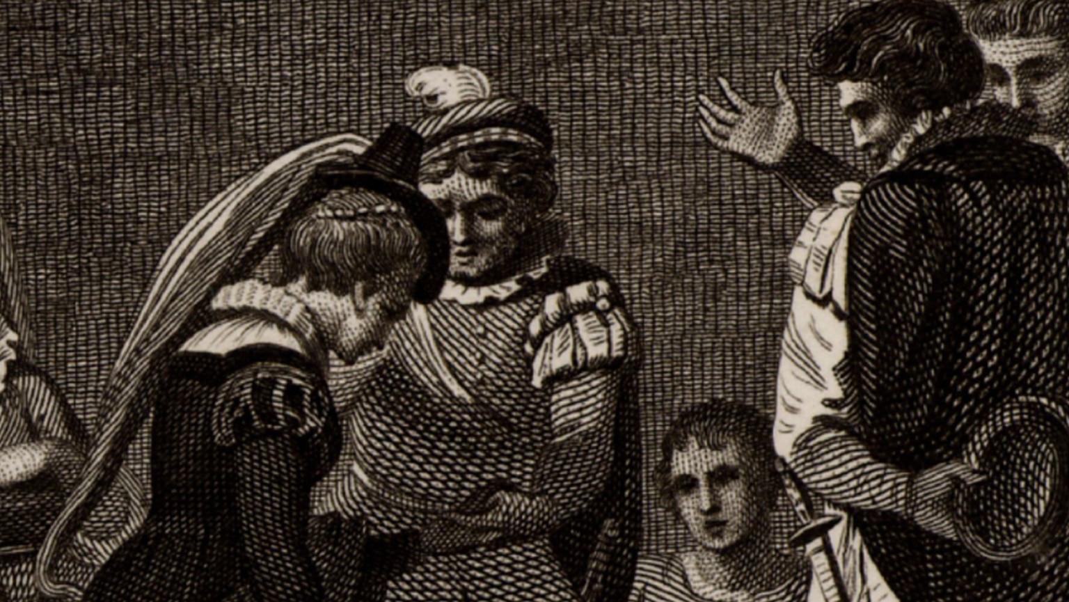 Set in a Dangerous World—1568–88