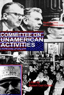 Image of Committee on UnAmerican Activities