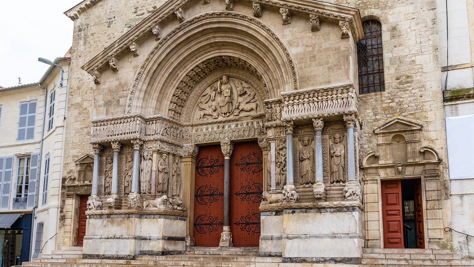 Romanesque Sculpture and Architecture