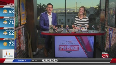 Bay Area Sports Night June 10, 2019