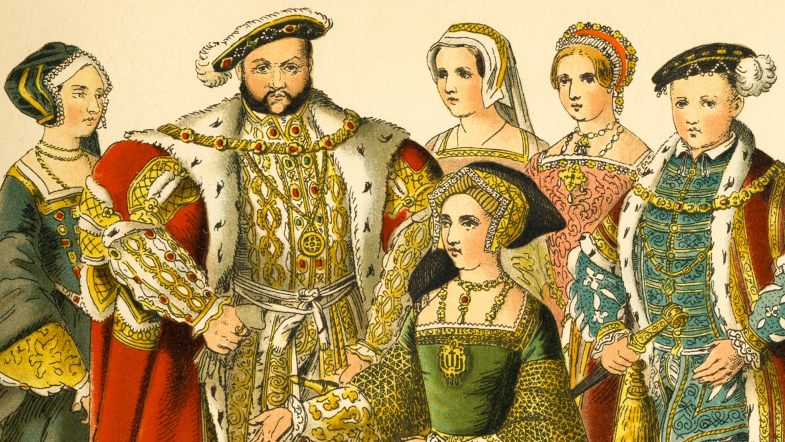 Establishing the Tudor Dynasty—1497–1509