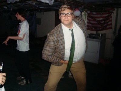 Rattler's Joe Banno as Matt Foley
