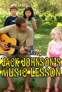 Image of Jack Johnson's Music Lesson