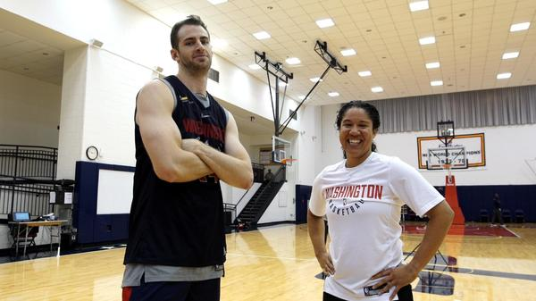 H-O-R-S-E with Jason Smith featuring Kara Lawson