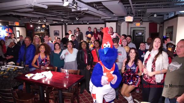 VIP Member Event: Wizards Watch Party
